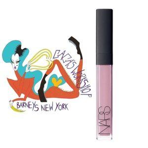 NARS larger than life Lip Gloss born this way Gaga